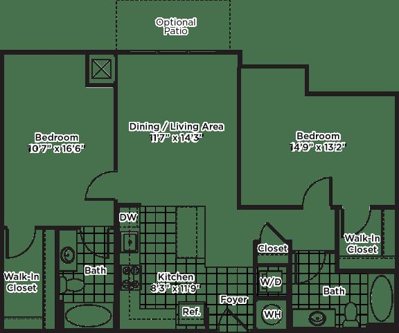Floor Plan  b07