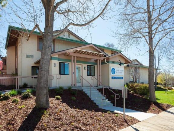 Front View Of Apartment at Knollwood Meadows Apartments, Santa Maria, California