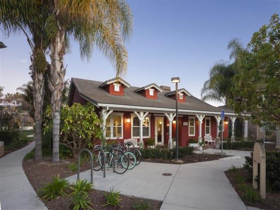 Controlled Access Building, at Sumida Gardens Apartments, Santa Barbara, CA 93111