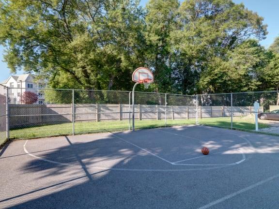 Apartments with basketball court Brockton, MA