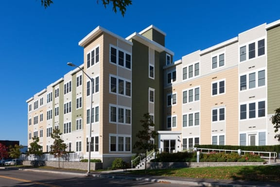 Green Building at Park87, Cambridge, 02138