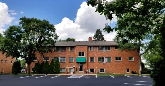 Unity View Apartments exterior