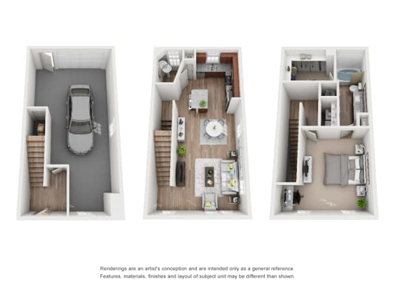 Floor Plan  T2