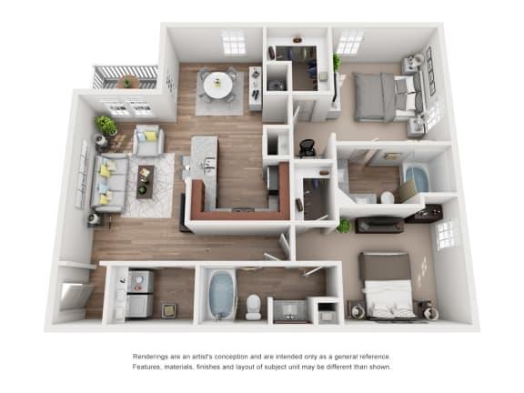 Floor Plan  B1