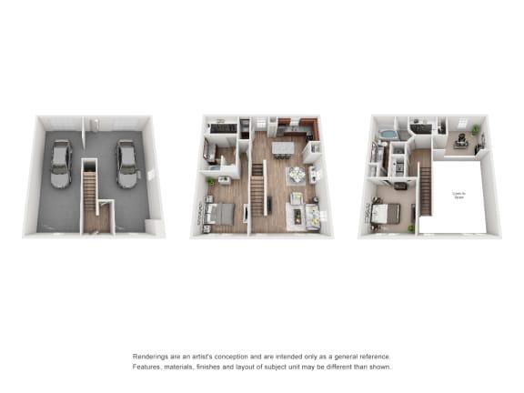 Floor Plan  T4