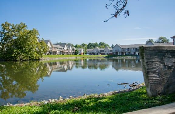 Lake View at Lake Camelot Apartments, Indianapolis, Indiana