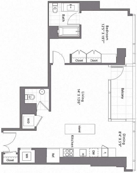 Floor Plan  A09C