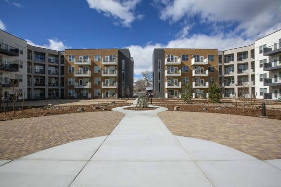 Community Buildings  Reno, NV l Vintage at the Crossing Apt Homes Senior Apts For Rent