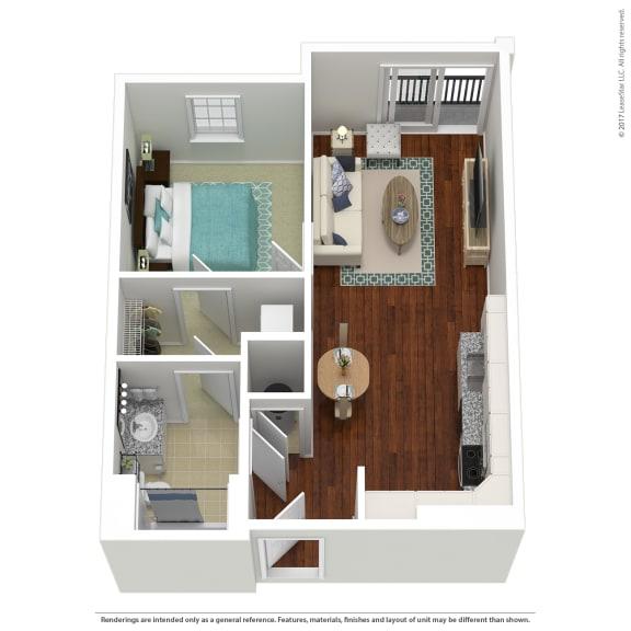 Floor Plan  South Sixteen The Whitmore Floorplan