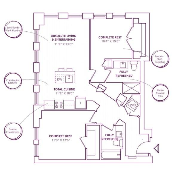 Floor Plan  B03