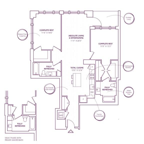 Floor Plan  B19