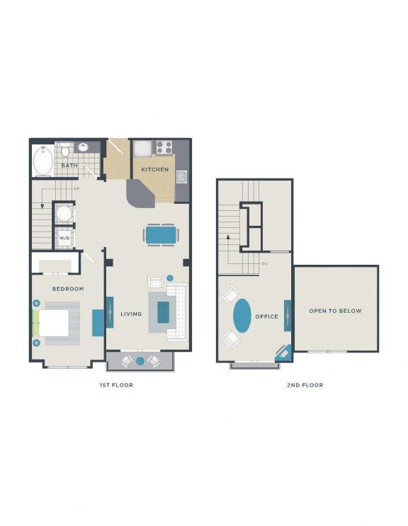 Floor Plan  Floor plan at 712 Tucker, North Carolina
