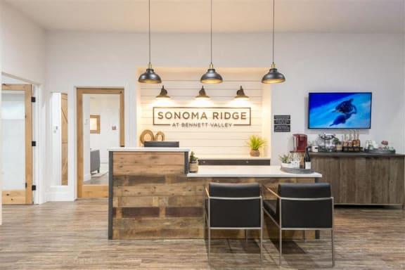 Leasing Office  l Sonoma Ridge at Bennett Valley Apartments