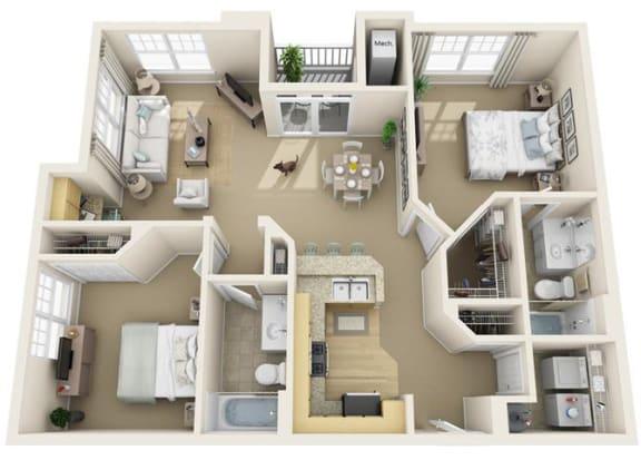 Floor Plan  Victoria