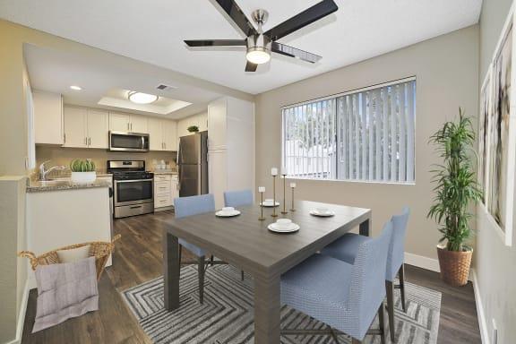 Southridge_Pomona CA_Apartment Kitchen