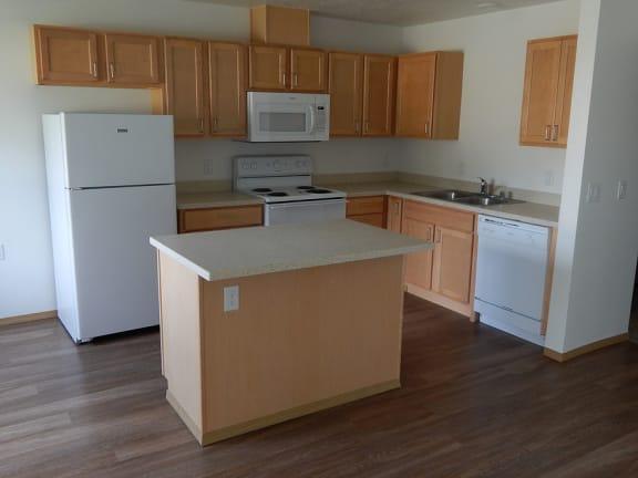 Somerset Meadows_Spokane Valley WA_Apartment Kitchen