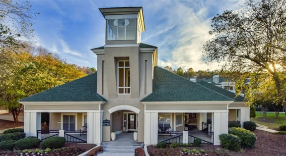 Property Exterior at Beacon Ridge Apartments, Greenville, SC