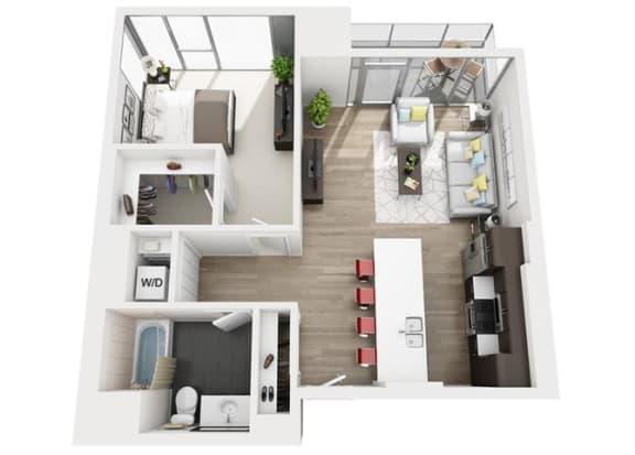 Floor Plan  1.6