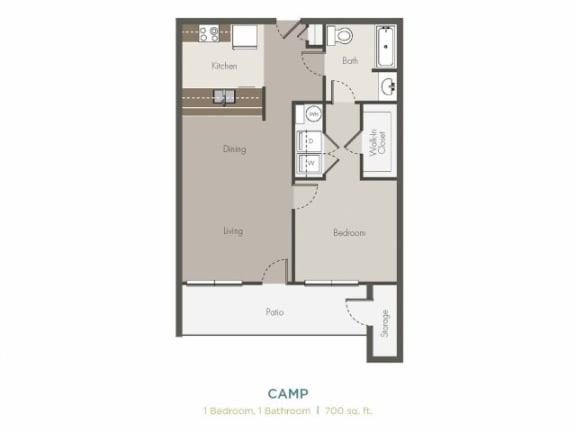 Floor Plan  Camp Floor Plan