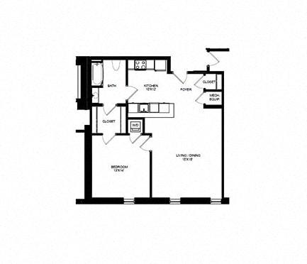Floor Plan  A18