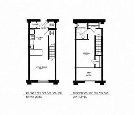 Floor Plan  AL5