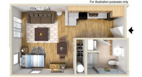 Floor Plan  QUIMBY