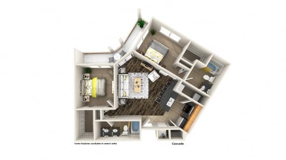 Floor Plan  Cascade