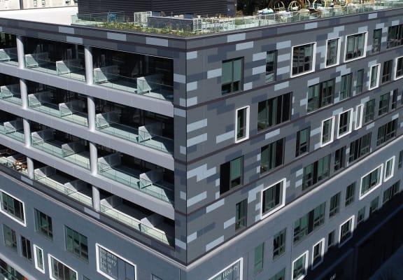 Boutique Apartment Building
