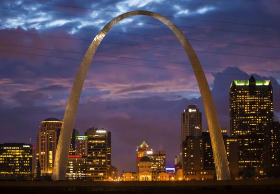 City Skyline-The Railton Apartments, St. Louis, MO