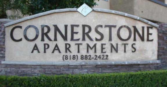 Controlled Access Entry at Cornerstone Apartments, Canoga Park, CA, 91304