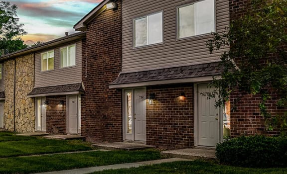 On-Site Maintenance Homes at Westpark Townhomes, Indianapolis, IN