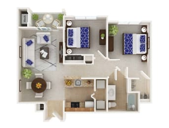 Floor Plan The Strathmore