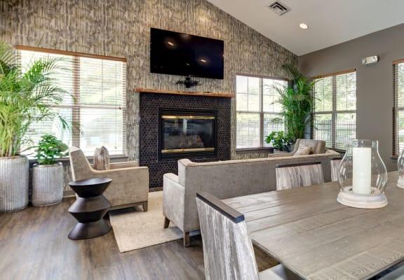 Resident Lounge Owings Park Apartments in Owings Mills