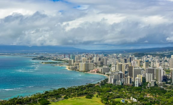Stock photo of Honolulu