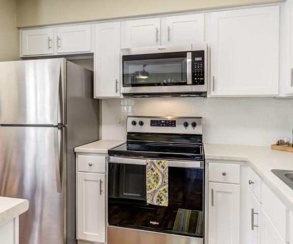 Refrigerator And Kitchen Appliances at Plantations at Pine Lake, Florida