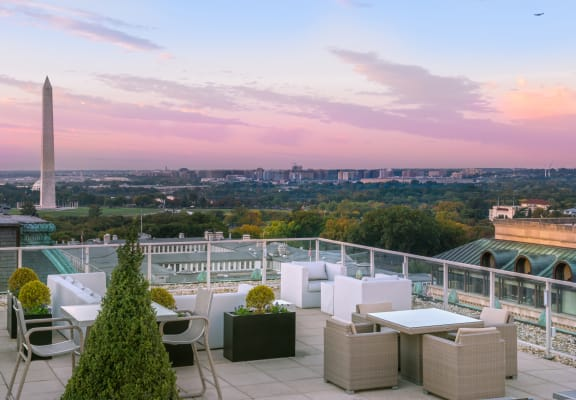 oodward Terrace at The Woodward Building Apartments, Washington, DC, 20005