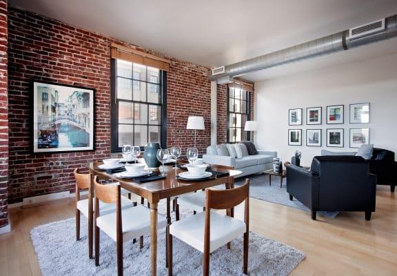 crane Flats_Living Room