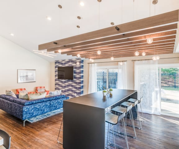 Community Room at Westwinds Apartments, Annapolis, 21403