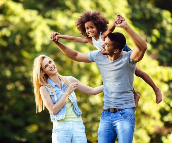 Enjoying With Family at Arbor Park Apartments, Jackson, 39209