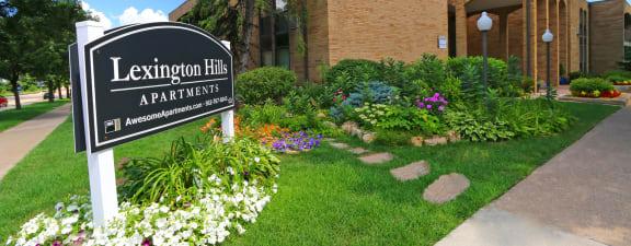 Lexington Hills Exterior