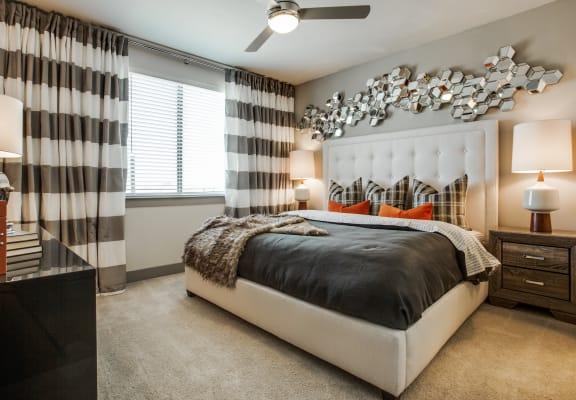 Aura One90 Apartments Model Bedroom