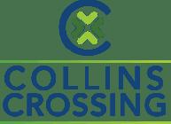 Collins Crossing Logo