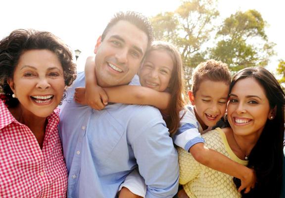 Messenger Towers_Multi-Generational Family_Main
