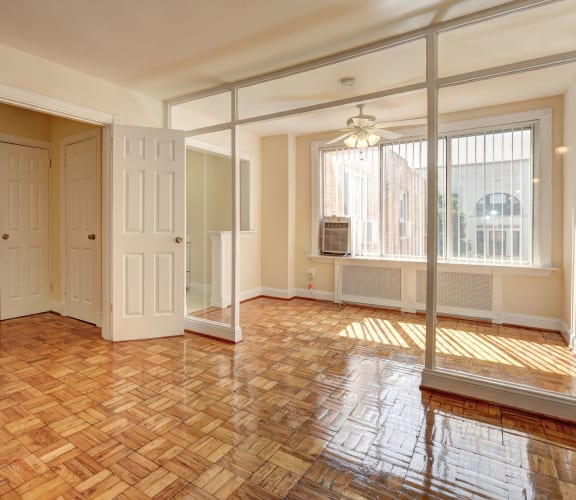 Park Terrace Studio Apartment