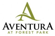 Aventura Logo at Forest Park, St. Louis,Missouri