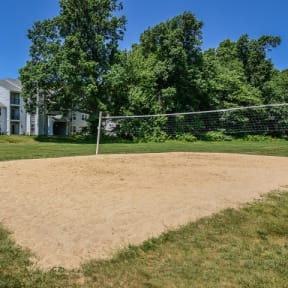 Sand volleyball |Pavilions