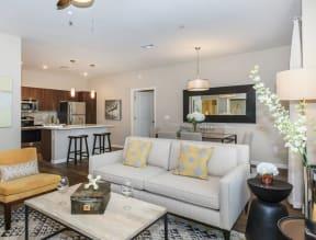 Living room | Canyons at Linda Vista Trail