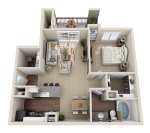 Floor Plan A1 Avanti