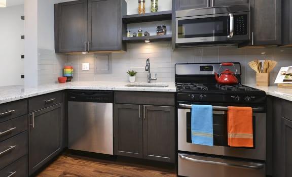 Reside on north park kitchen