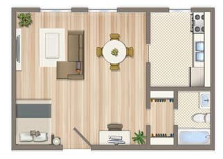 525-Square-Foot-Studio-Apartment-Floorplan-Available-For-Rent-Alpha-House